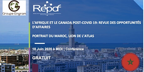 Conférence sur les Opportunités d'Affaires au Maroc billets
