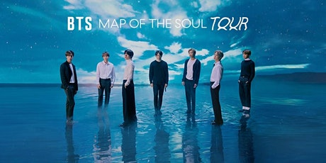 BTS MAP OF THE SOUL: TOUR - Perú entradas