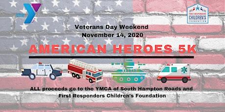American Heroes 5K tickets