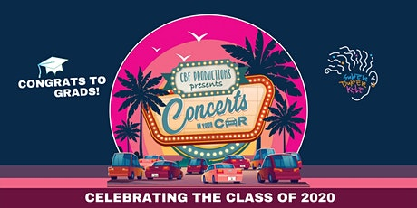 Congrats to Grads 2020! Concerts In Your Car - SUPER DUPER KYLE SAT 8PM tickets
