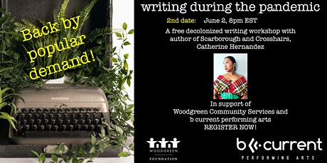 Decolonized Writing During the Pandemic Workshop, Session 2 tickets