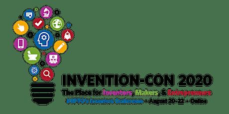 Invention-Con 2020 biglietti
