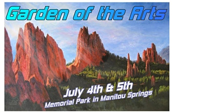 Garden of the Arts in Manitou Springs tickets