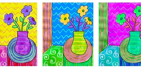 Paint Like Matisse tickets