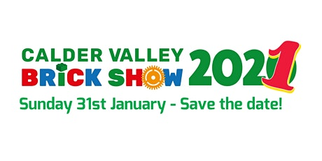 Calder Valley Brick Show 2021 tickets