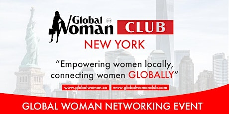 GLOBAL WOMAN CLUB NEW YORK: BUSINESS NETWORKING MEETING - JUNE tickets