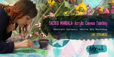Sacred Mandala: Painting Workshop for Adults tickets