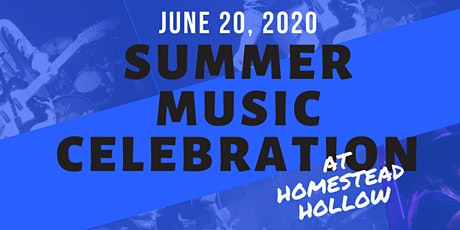 Summer Music Celebration at Homestead Hollow tickets