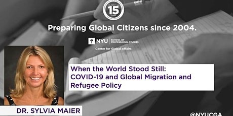 When the World Stood Still: COVID-19 and Global Migration and Refugee Policy tickets