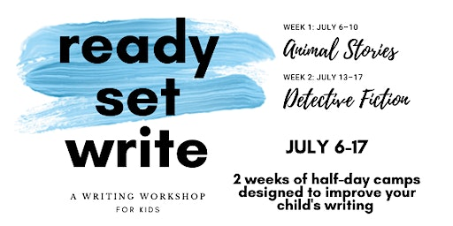 Summer Writing Workshop