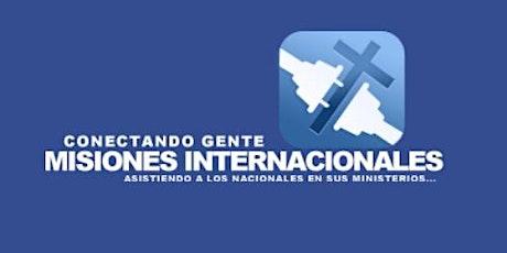 Misión Mundo Event bilhetes