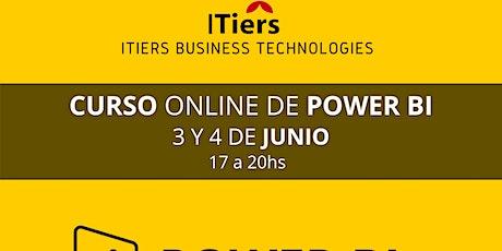 Curso ON LINE Microsoft Power BI entradas