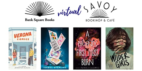 VIRTUAL EVENT: Young Adult Author Panel Discussion tickets