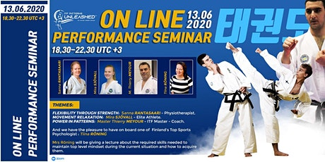 ITF Patterns Unleashed - Online Performance Seminar (OPS) tickets