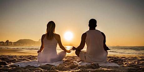 Meditation and Breathwork Session (Virtual) tickets
