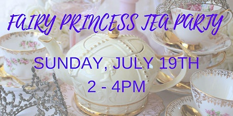 Fairy Princess Tea Party tickets