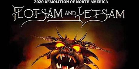 Flotsam And Jetsam - 2020 Demolition Of North America tickets