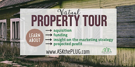 From Trash to Ca$h- How You Can Start Flipping Properties Too! tickets