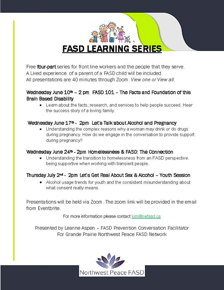 FASD Learning Series image