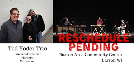 Reschedule Pending - Ted Yoder Band tickets