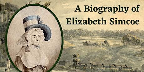 A Biography of Elizabeth Simcoe entradas