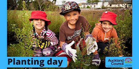 Ambury planting day tickets