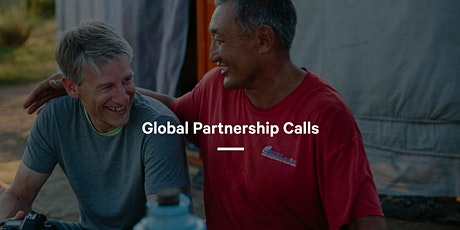 Global Partnership Calls tickets
