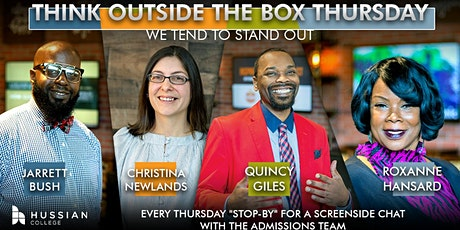 Think Outside the Box Thursday tickets