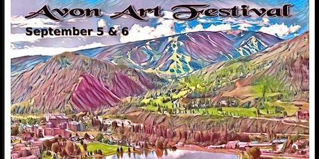 Avon Art Festival tickets
