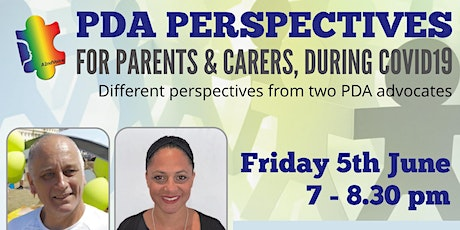 PDA Perspectives for Parents and Carers with Autism/PDA Advocates tickets