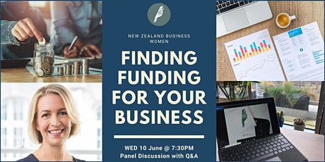 Member Masterclass: Finding funding for your business tickets