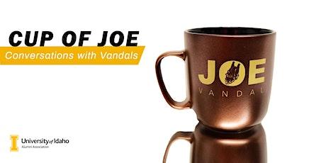 Cup of Joe: Conversations with Vandals Episode 4 - Dan Bukvich tickets