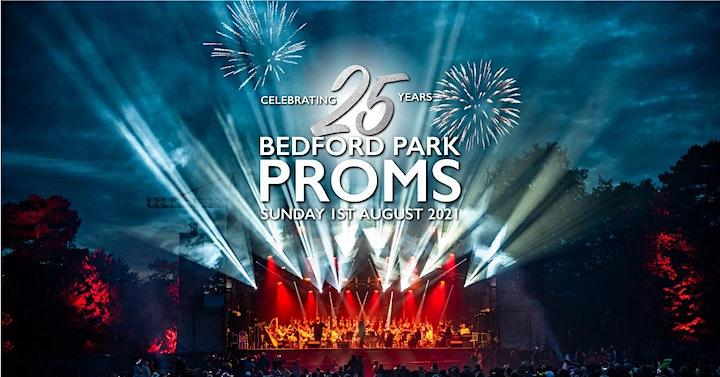 Bedford Park Proms 2021 - 25 Years Of Bedford Park Proms image