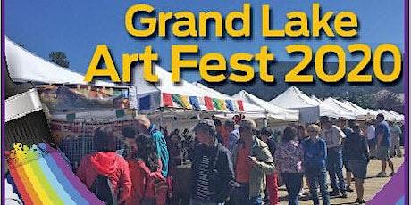 Grand Lake Art Fest tickets