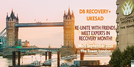 DB Recovery+ UKESAD 2021 tickets
