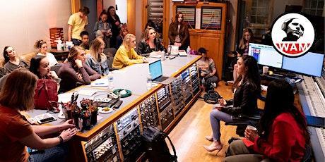 WAM Everywhere - Exploring Audio Careers tickets