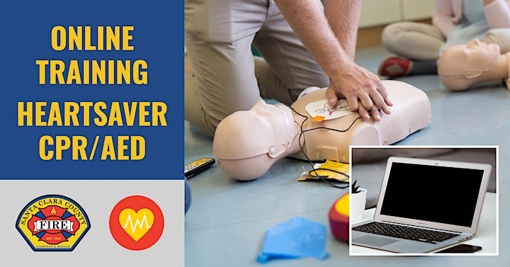 ON DEMAND: $65 - AHA Heartsaver CPR/AED Course - 2021 image