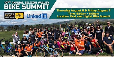 Silicon Valley Bike Summit 2020 tickets