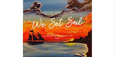 Virtual Paint Party ingressos