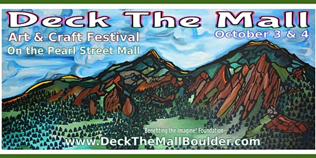 Deck the Mall on the Pearl St Mall tickets