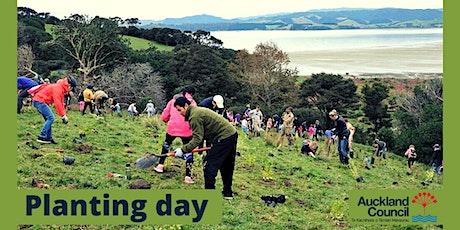 Duder - Whakakaiwhara regional park - planting day tickets
