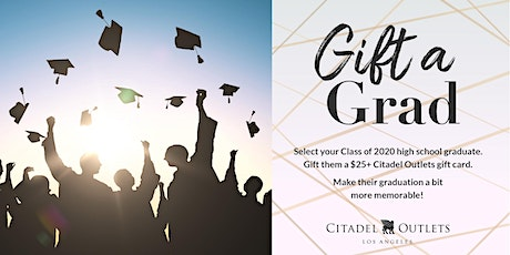 Gift a Grad tickets