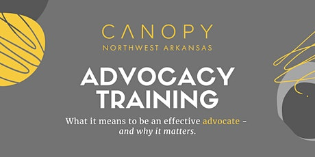 Virtual Advocacy Training: How to be an Advocate for Refugees billets