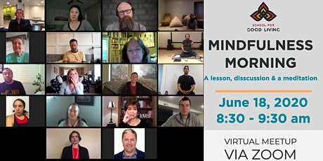 June Mindfulness Morning - ONLINE tickets