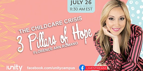 Florence Ann Romano - Windy City Nanny at First Unity -  3 Pillars of Hope tickets