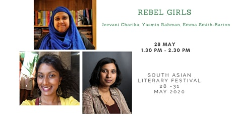 South Asian Literary Festival: REBEL GIRLS tickets