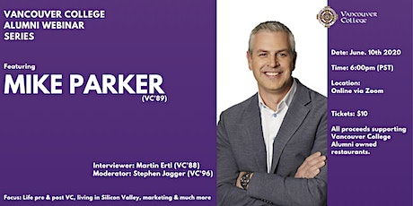 VCAA Webinar: Mike Parker, Global President of iCrossing (Silicon Valley) tickets