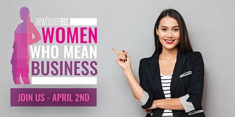 2020 New Haven Biz: Women Who Mean Business tickets