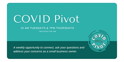 WBCFay Weekly COVID PIVOT *Thursday Edition