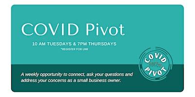 WBCFay Weekly COVID PIVOT *Tuesday Edition